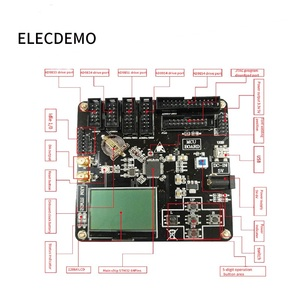 Image 4 - Juego completo de placa base DDS con todo tipo de módulos DDS en esta tienda. Botón de pantalla LCD AD9854/9954