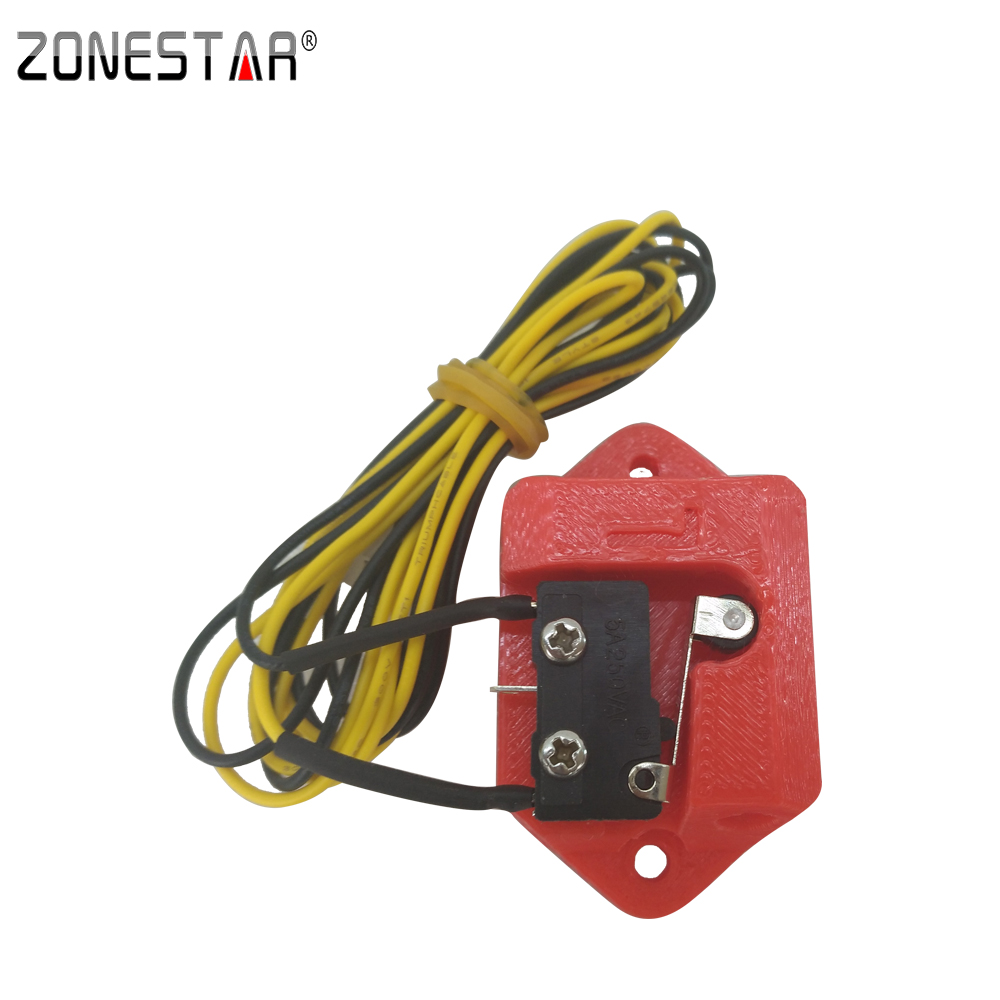 Zonestar Filament Run out Detection Module For 3D printer DIY kit for P802 Z5 Z8