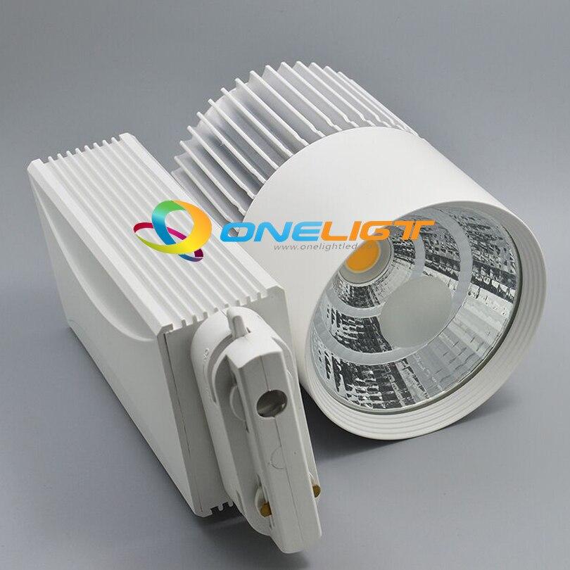Iluminação AC85-265V 2 Fios LEVOU trilha Trilho
