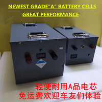 Big capacity 24V 300AH/250AH/200AH lithium iron phosphate /li ion battery For outdoor Emergency/motor home/boat/ Power bank
