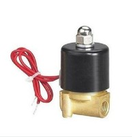 2way 2position AC 110V 1 4 Electric Solenoid Valve Water Air