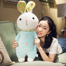 35/55/75 Cm Soft Rabbit Plush Toy Stuffed Animal Bunny Placating Toys Brand For Childrens Bed
