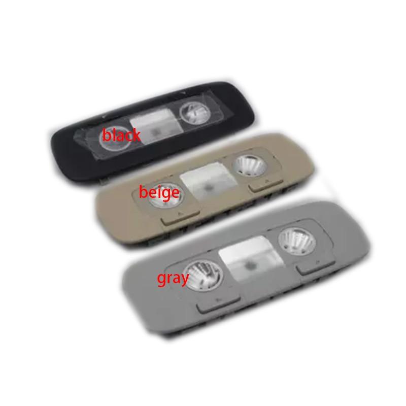 Gti Mk5 Interior Accessories: Black Gray Beige Interior Rear Dome Reading Light Lamp For
