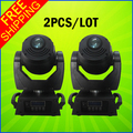 2PCS A Lot 2016 New Pro Light DMX 120W LED Moving Head Spot Gobo Projector Light