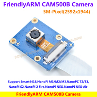 CAM500B High Definition Camera 5M Pixel 2592x1944 Image Sizes Support AFC AWB AEC Etc 720P 30fps