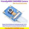 CAM500B Câmera de Alta Definição, 5 M Pixels (2592x1944) tamanhos de imagem, suporte AWB AFC AEC etc, 720 P @ gravação de vídeo 30fps, 24pin FPC