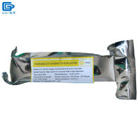 Free Shipping 85g GD9980 Thermally Conductive Adhesive Thermal Grease With Adhesive Glue For CPU GPU LED