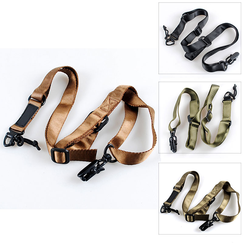 Top Quality Tactical Multi-Mission Rifle Sling Gun Sling Gun Strap System Mount Set