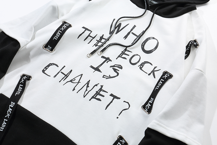 Novel ideas Men's Hoodies Sweatshirts Skateboard Men Woman Pullover Hoodie Clothing Pocket Print Hip Hop Tops Clothes US Size 81