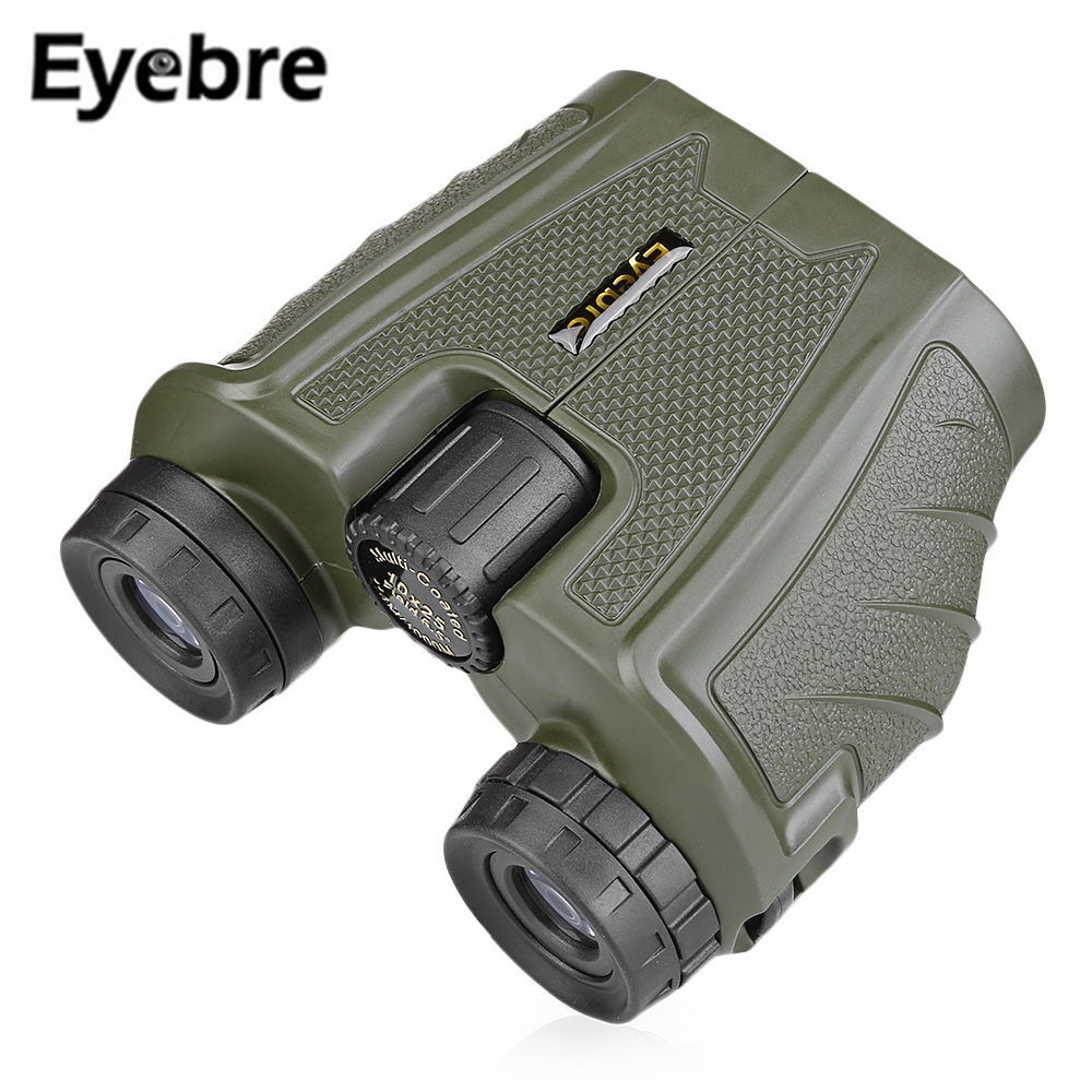 Eyebre 10X25 114M / 1000M HD Folding Night Vision Binoculars Prism Telescope Outdoor Bird Watching Hunting Binoculars Telescope стоимость