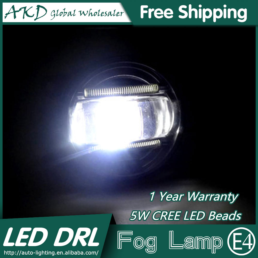 Auto Verlichting Peugeot 206 Us 109 25 5 Off Akd Auto Styling Led Mistlamp Voor Peugeot 206 Drl Led Dagrijverlichting Mistlamp Parking Signaal Accessoires In Akd Auto Styling