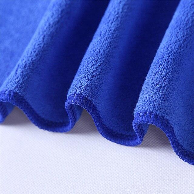 1 pz Costume Da Bagno Telo Doccia Assorbente Superfine Fibra Morbida E Confortevole Telo da bagno 35*75 cm Ottobre #1