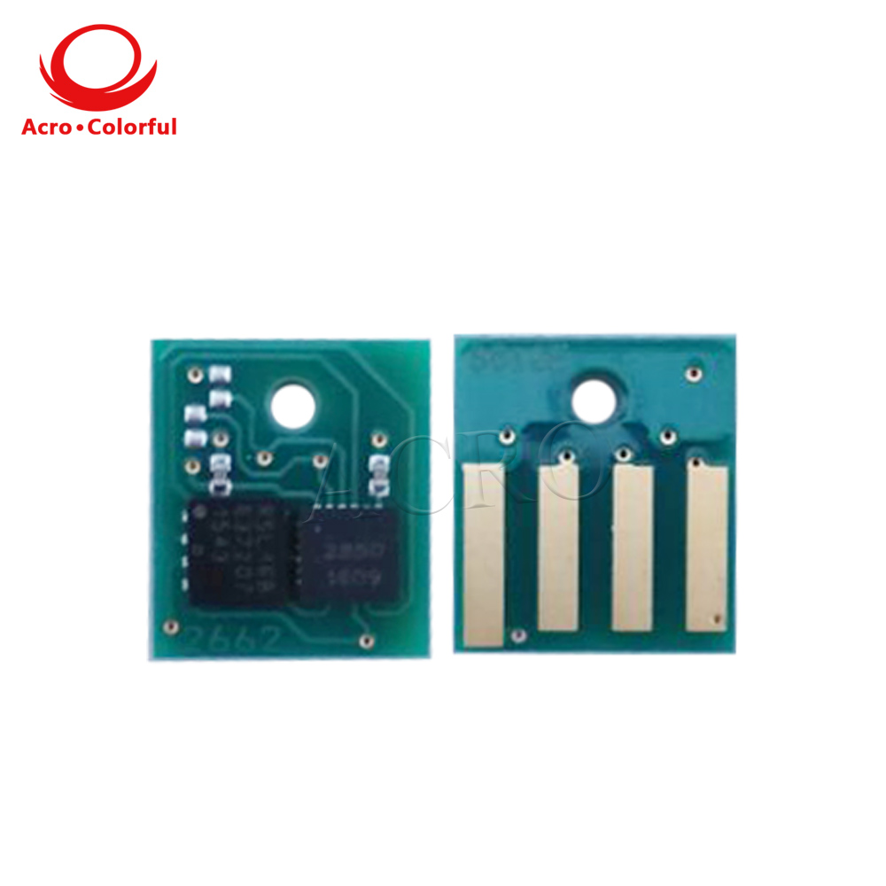 цена на 10K Middle East/Africa 60F5H00(605H) Toner chip for Lexmark MX310 MX410 MX510 MX511 MX611 Cartridge Reset Chip
