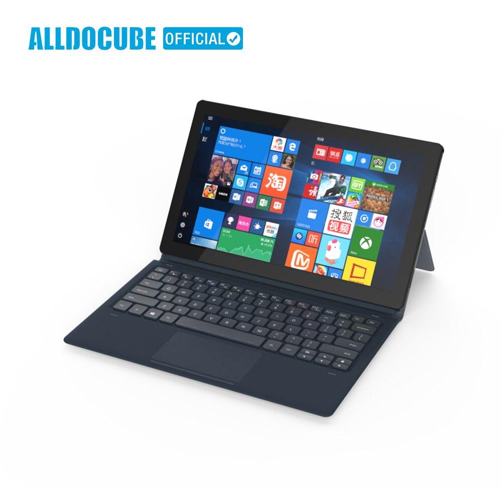 ALLDOCUBE KNote5 Cubo Knote 5 11.6 pollice FHD 1920*1080 IPS windows10 intel Gemini lago N4000 Tablet PC Mini PC 4 gb di RAM 64 gb ROM