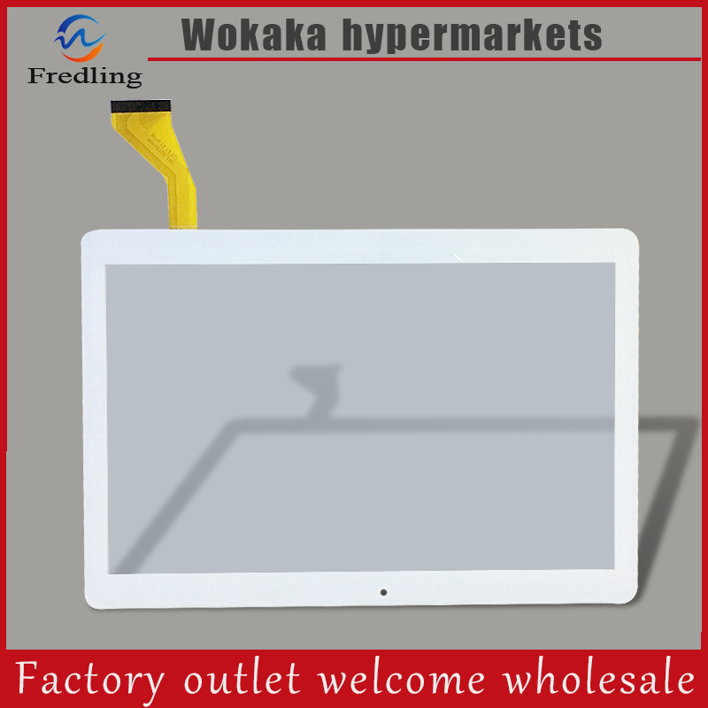 Tempered glass protector film New 10.1inch For Teclast X10 Quad Core 3G Tablet Touch Screen Panel Digitizer Glass Sensor