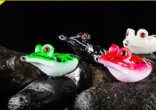 20pcs/lot Frog Lure 5 color 14g 4.5cm Soft Lures Artificial Fishing Bait 3D Eyes Topwater Wobbler For Pike Snakehead B274