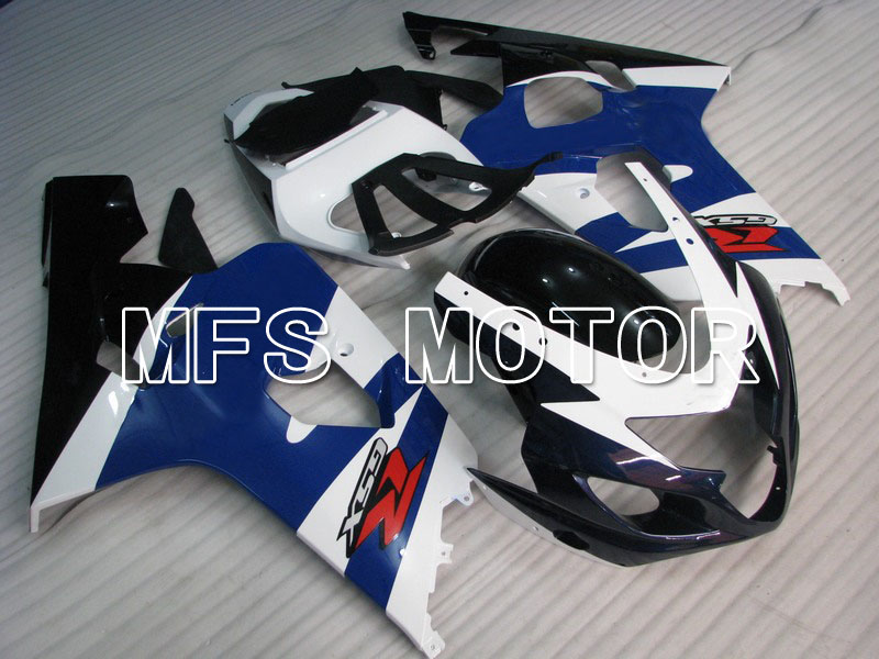 2004-2005 04 05 для Suzuki системы GSX-Р 600/750 К4 инъекции Зализа ABS - другие - синий/белый/черный