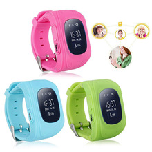Q50 Anti-lost Children Safety Tracker Kids Smart Phone GPS Watch For Android/IOS