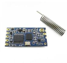 New 433Mhz HC-12 SI4463 Wireless Serial Port Module 1000m Replace Bluetooth(China (Mainland))