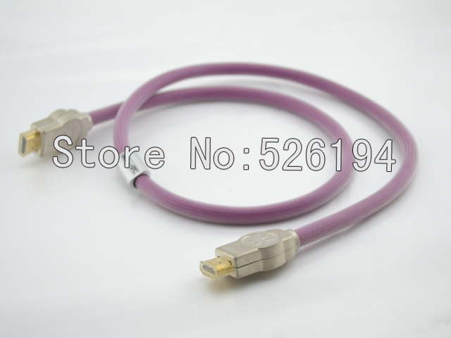 Free shipping XLO HDMI1.3 HDMI cable 1.0 m For CD Player free shipping furukawa power cable power wire cable for diy audiophile amplifier cd player one meter