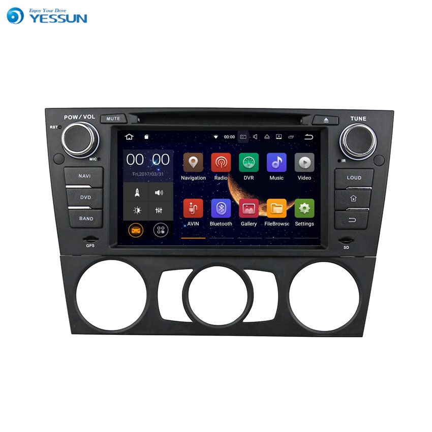 YESSUN для BMW E90/E91/E92 2005 ~ 2012 android автомобиля gps навигации dvd плеер мультимедиа аудио видео радио Multi Сенсорный экран