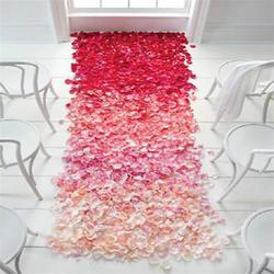 1000 pétalas de rosa decoração de casamento flores artificiais flores de seda decoração de flores decorativas e grinaldas