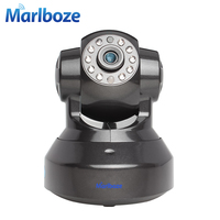 Marlboze C7837WIP Black CCTV 720P Camera Wifi IP Camera Day Night Vision Wireless HD IP Camera