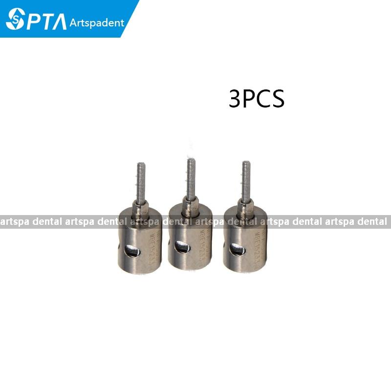 3 قطع الأسنان عالية السرعة بانا الهواء الدوار التوربينات السيراميك تحمل معيار رئيس خرطوشة NPA-S03 متوافق مع nsk