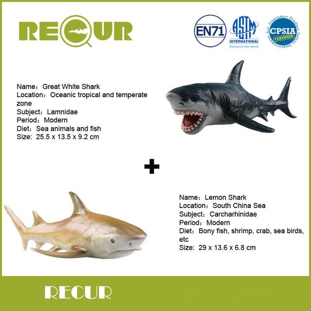 Lemon Shark Toys : Aliexpress buy pcs lot recur toys lemon shark