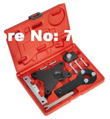Car Engine Timing Belt Crankshaft Locking Alignment Tool Set For FIAT 1.2 8V & 1.4 16V ST0067 цена