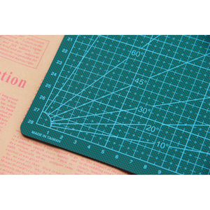 Image 5 - A3 A4 A5 PVC Cutting Mat Pad Patchwork Cut Pad A3 Patchwork Tools Manual DIY Tool Cutting Board Double sided Self healing