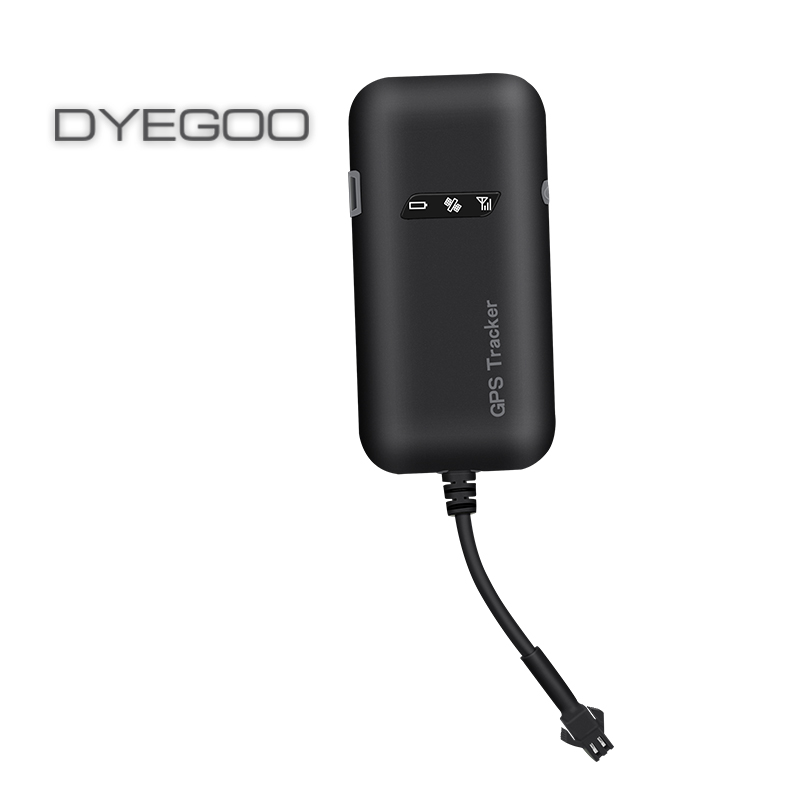 DYEGOO Gps-Tracker Platform GT02A Reply Real-Time Google Link Free Address CAR New-Arrival