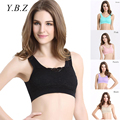 YBZ Sportes Bra Soutien Gorge Bralette Bras For Women Top Women Tank Padded Underwear Sprotes Top B135