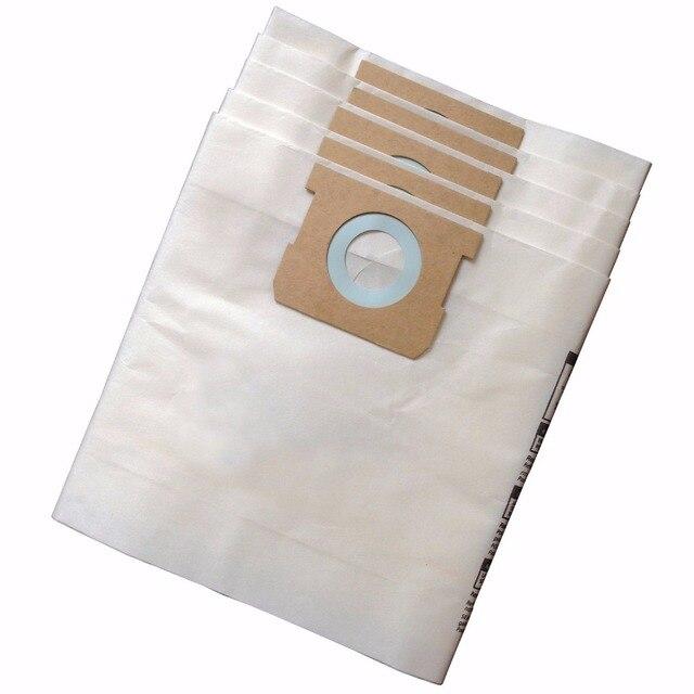 Cleanfairy 10pcs שואב אבק שקיות תואם עם חנות Vac 5,6,8 ליטר לתפוס מודלים 820*290mm חור קוטר 63.5