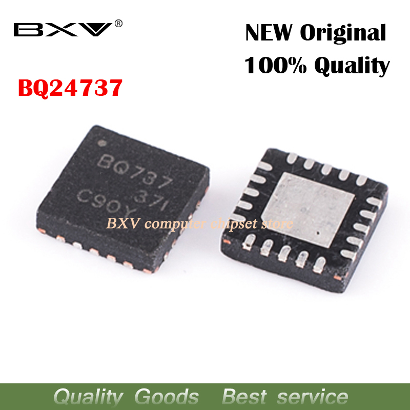 Free Shipping 5pcs/lot BQ24737 BQ737 QFN New Original