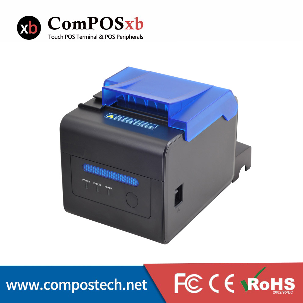 High quality 80mm thermal kitchen receirt printer / pos printer driver used in kitchen KTP80300 цена 2017