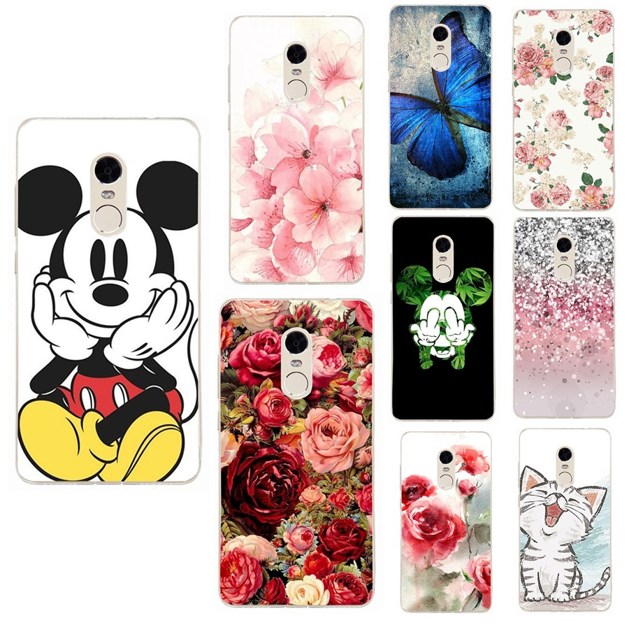 Coque For Xiaomi Redmi Note 4x Note 4 Cases For Xiaomi