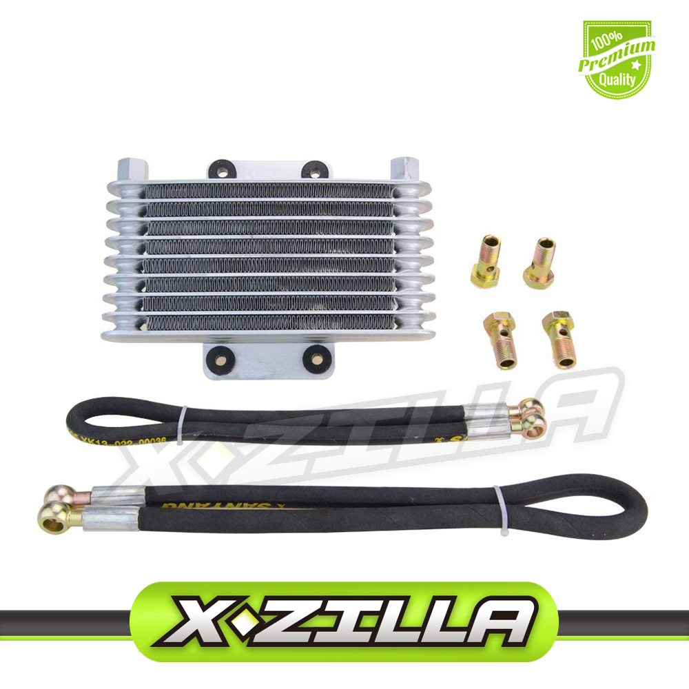 Cooling Radiator for GY6 150cc 200cc 250cc 260cc 400cc Motorcycle ATV promax driven wheel block for gy6 150cc scooters atvs go karts moped quads 4 wheeler dune buggys