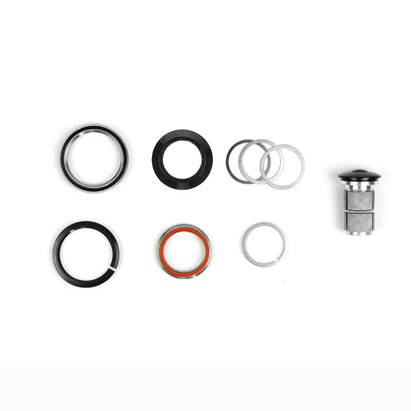 "1-1//8/"" UD Full Carbon Headset Spacer Cycling Bicycle Steerer Tube Conical Spacer"