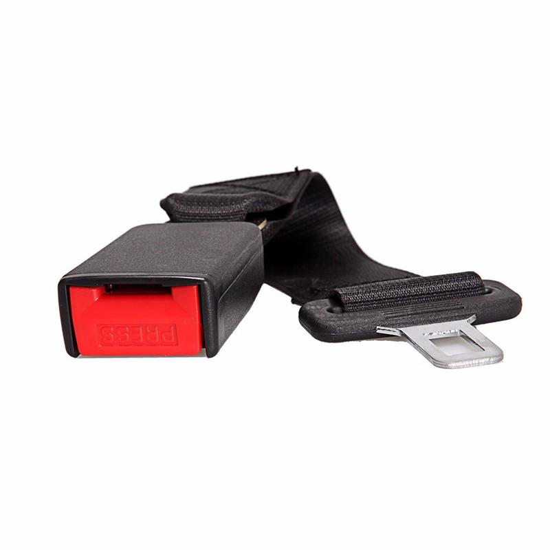 Universal 14 Car Truck Seat Belt Seatbelt Extender Extension Safety Buckle 78 2