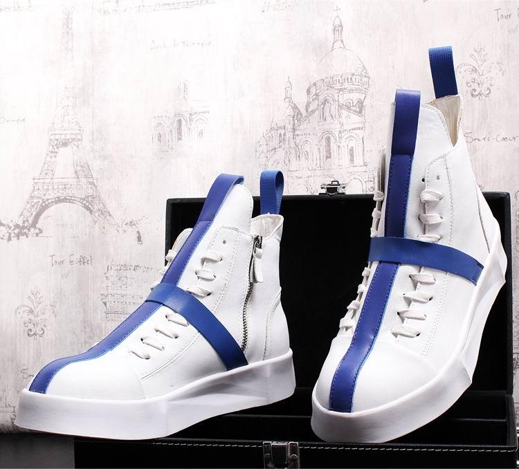 Azul Hop Web Homens Fundo Sapatos Grosso Celebridades Outono Lazer Jovens 43 Casuais Botas 38 De Curtas Errfc Altos Platfrom vermelho Para YAHwnZ