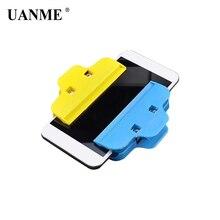 UANME Plástico Clipe de Fixação de Acampamento Fixo LCD Reparação Tela Braçadeira de Fixação Ferramenta de Reparo Para iPhone Samsung iPad
