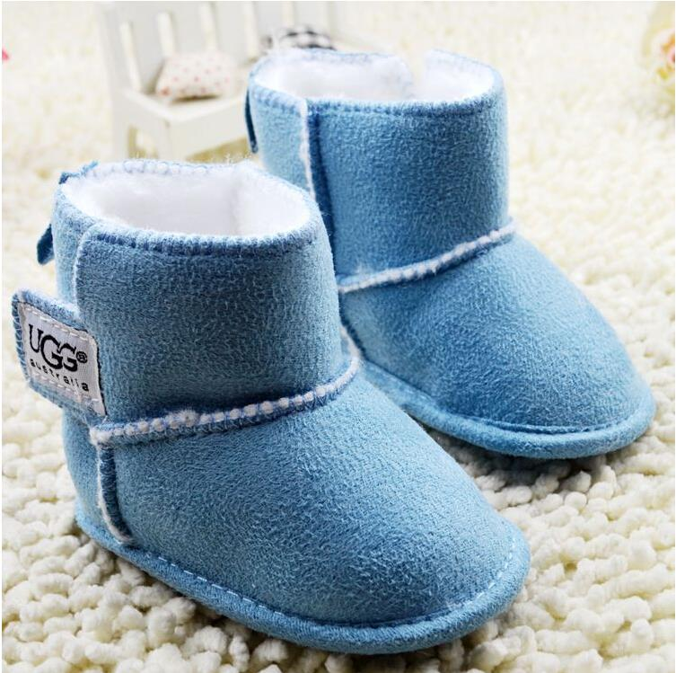 a6fea42ee913 A1 2583 Baby shoes baby boy boots infant warm winter boots newborn baby  girl winter boots Snow Boots Toddler Shoes first walker-in First Walkers  from Mother ...
