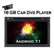 EinCar 8″ 2Din Android 7.1 in dash Car Stereo Mp3 Audio 1080P Video Player FM Radio/SD/ USB/ AUX-in Free Rear Camera for Hyundai