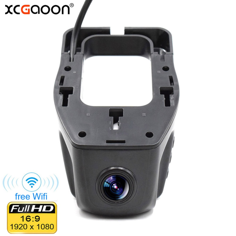 все цены на XCGaoon A4 Wifi 170 degree Car DVR Video Recorder Camcorder Dash Camera 1080P Night Version Novatek 96658 Use SONY IMX322 Sensor онлайн