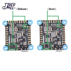 Image 3 - JMT 30.5x30.5mm 듀얼 자이로 F7 F4 비행 컨트롤러 AIO OSD 5V 8V BEC & RC 드론 FPV 레이싱 쿼드 콥터 액세서리 용 블랙 박스