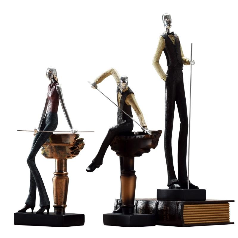 PräZise Billard Zeichen Harz Handwerk Ornamente Hause Dekoration Zubehör Figurine Sport Miniatur Geschenk R470 Exquisite Traditionelle Stickkunst Wohnkultur Statuen & Skulpturen