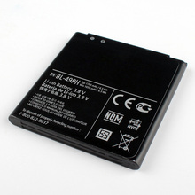 Fesoul High Capacity BL-49PH Phone Li-ion Replacement Battery For LG F120 F120K F120L BL49PH стоимость