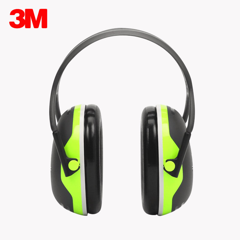 3M X4A Sound insulation Earmuffs Ear Protector Reduce Shooting Metal Mechanical Noise Ear muffs For Travel Study Sleep Working 3M X4A Sound insulation Earmuffs Ear Protector Reduce Shooting Metal Mechanical Noise Ear muffs For Travel Study Sleep Working
