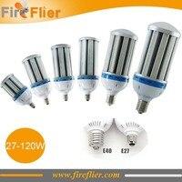 12 יחידות תירס מנורה קבועה 30 W 40 W 50 W 60 W 80 W 100 W 120 W הנורה תירס e40 e39 מפרץ גבוה LED retrofit מפעל, מחסן, סופרמרקט